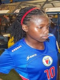 Haïti - Football : «NeriGol» devient professionnelle au sein du Club Français Montpellier HSC