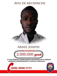 Haïti - FLASH : Le Chef de gang Arnel Joseph a été blessé
