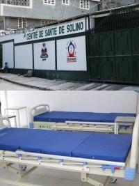 Haïti - Santé : Le Centre de Santé de Solino réouvert après 20 ans de fermeture