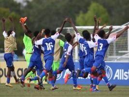 Haïti - FLASH : Haïti qualifié pour la Coupe du Monde U-17 de la FIFA, Brésil 2019 !