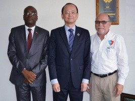 Haïti - JO 2020 : Le Japon aux côtés de nos athlètes Olympiques