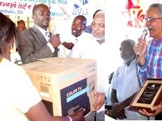 Haïti - Politique : Le MHAVE fête le 1er mai avec la diaspora dominicaine