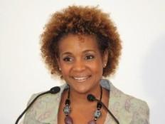 Haïti - Politique : Michaëlle Jean à l'investiture de Michel Martelly