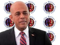 Haiti - Politique : Michel Martelly rencontre la Fédération des Haïtiens de la Diaspora