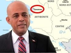 Haïti - Politique : Michel Martelly aux Gonaïves ce dimanche