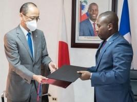 Haïti - Humanitaire : Don du Japon de 2,8 millions de dollars pour l'achat d'équipements médicaux
