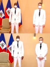 Haïti - Diplomatie : Deux nouveaux Ambassadeurs accrédités