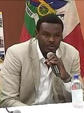 Haïti - Sports : Martelly rencontre Samuel Dalembert