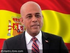 Haïti - Politique : Martelly en Espagne pour un forum d'affaires sur Haïti