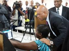 Haïti - Technologie : Modernisation du système de registre civil