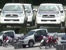 Haïti - Sécurité : La PNH reçoit un don pour renforcer la surveillance aux frontières