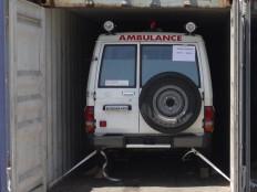 Haïti - Santé : 30 ambulances et 360 tonnes de médicaments, don du Brésil