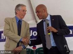 Haïti - Politique : Propos du Président Martelly sur le retrait de la Minustah