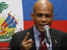 Haïti - Sécurité : Le Président Martelly parle de la force de défense d'Haïti