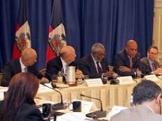Haïti - Politique : Miguel Insulza souligne l'importance du dossier du Président Martelly