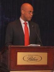 Haïti - Économie : Martelly lance officiellement le CCPI à New York