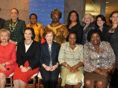 Haïti - Social : Retour sur les activités de Sophia Martelly à l'ONU