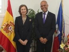 Haïti - Éducation : La Reine Sofía inaugurera le Collège Salésien, à Gressier