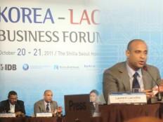 Haïti - Économie : Le Ministre des Affaires étrangères en quête d'opportunités en Corée du Sud
