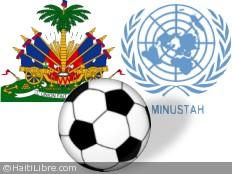 Haiti - Sports : Présidence VS Minustah, un match pour la Paix et la Tolérance