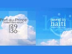 Haïti - Économie : Bilan de la première journée du forum «Invest in Haiti»