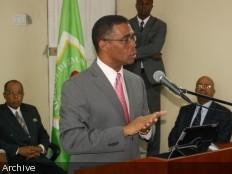 Haïti - Politique : Le Ministre de l'Intérieur a rencontré une délégation équatorienne