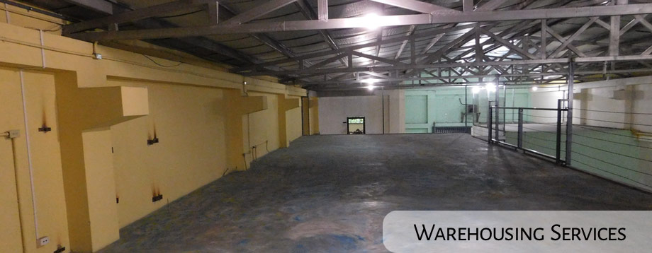 Announcement: Warehouse Storage Space for Rent