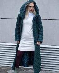 Hajdučica Clothing – Online Store – Trainspotting Štepana Tamno Zelena Kaput – Jakna