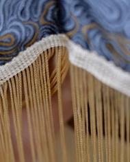 Hajdučica Clothing – Online Store — Casablanca fringed cloak