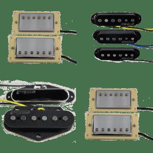 guitar pick-ups