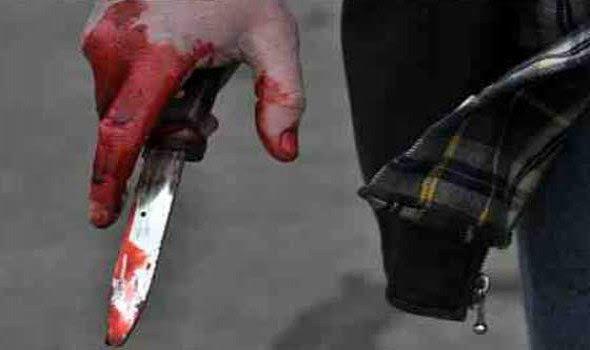 عاجل: زوج ذبح زوجته من الوريد الى الوريد و حاول الانتحار بالدار البيضاء
