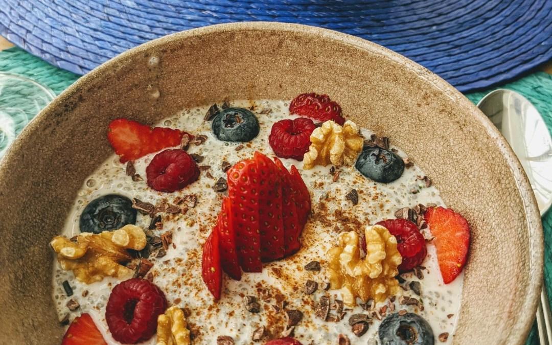 Anti-Inflammatory & Antioxidant Breakfast Porridge Recipe