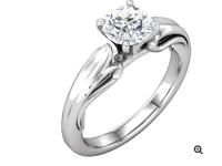 Sculptural Diamond Engagement Rings Stuller in Barrie ...