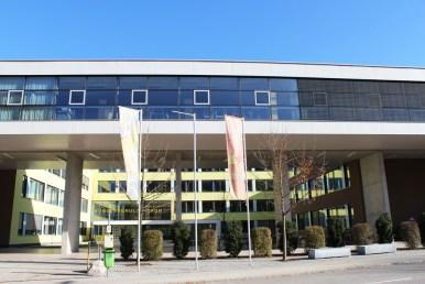HAK/HAS Bad Ischl: Schulgebäude von vorne