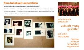 HAK|HAS Bad Ischl: Persönlichkeit entwickeln