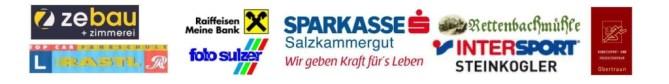 """Sponsoren des Vereins """"Fußball und Schule"""" der HAK/HAS Bad Ischl"""