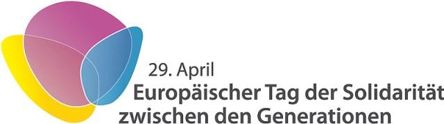 Logo Tag der Solidarität zwischen den Generationen
