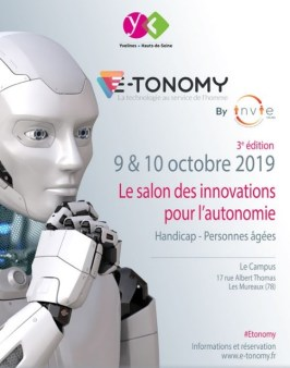 Salon des innovations pour l'autonomie