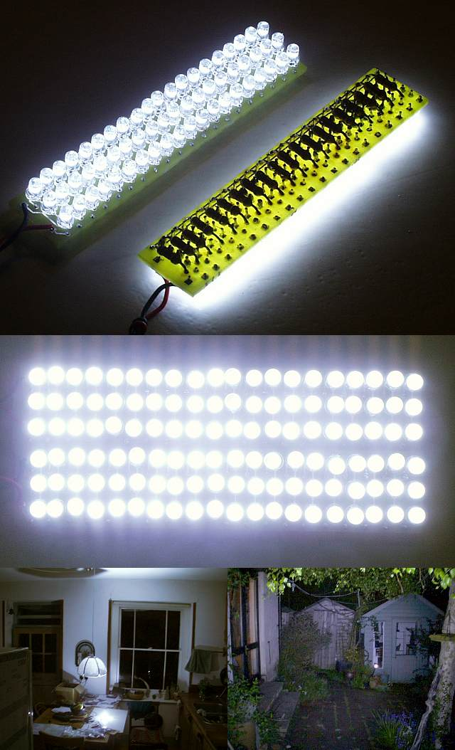 Homemade Bright Led Light Setup Pedelecs Electric Bike Community