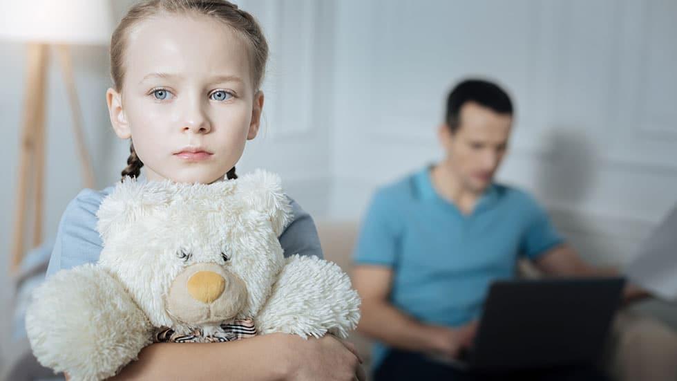 Consecuencias de los padres ausentes