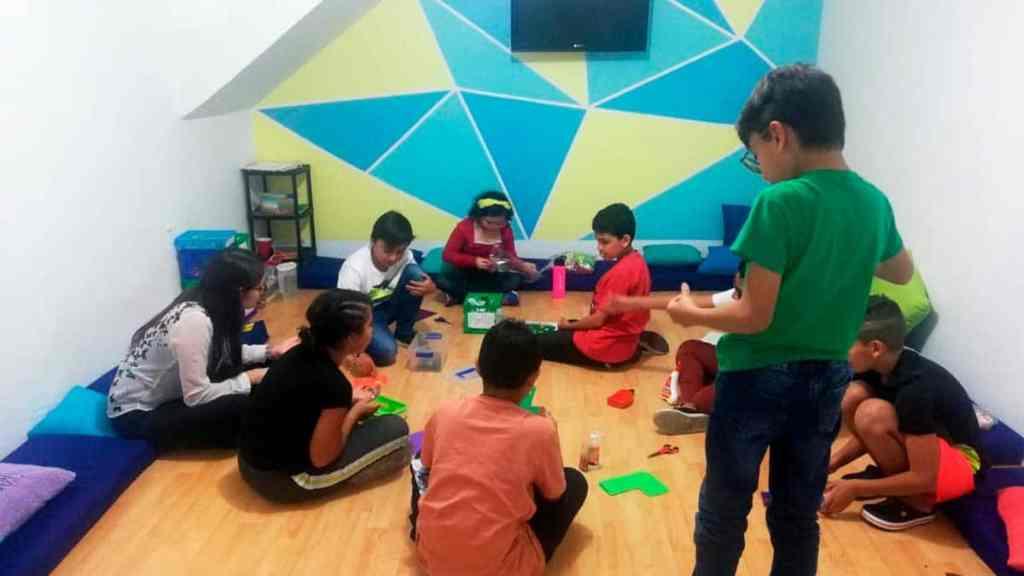 Terapia psicologica de grupo para niños