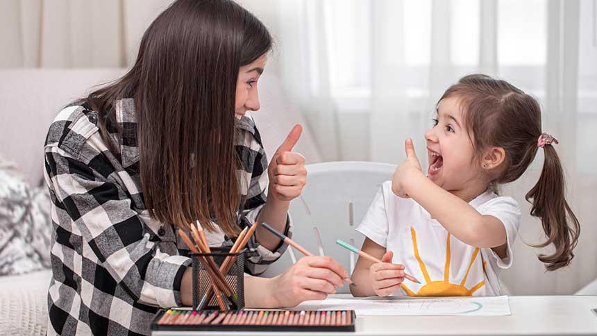 Desarrollo emocional en los hijos