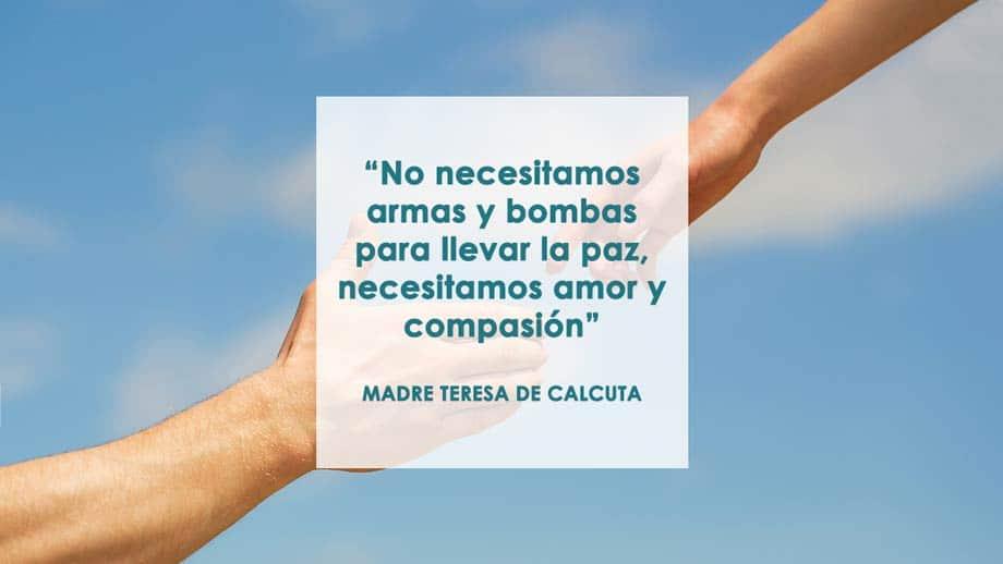 Beneficios de la compasión