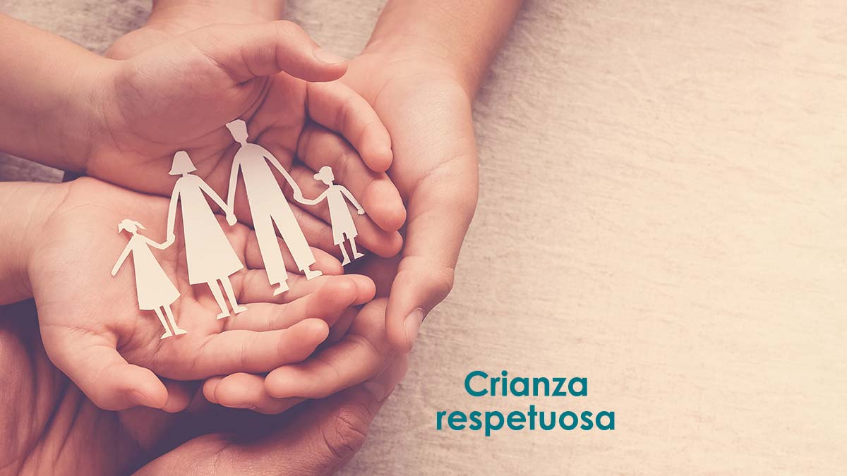 Lee más sobre el artículo Crianza respetuosa qué es?, principios y algunas pautas