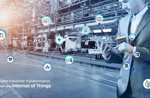 Digital Industrial Transformation with the Internet of Things
