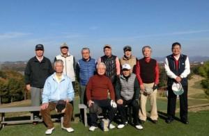 17期 同期会ゴルフと懇親会