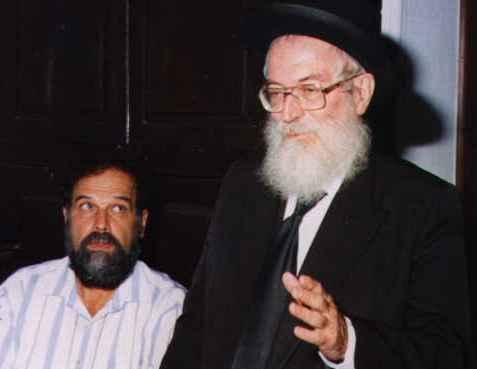 Elhunyt a zsidó jog egyik legnagyobb szakértője