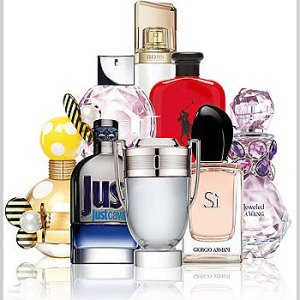Perfumes and scents