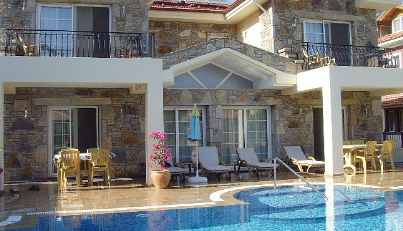 Self catering Turkey places