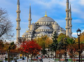 Muslim Heritage Tour of Turkey